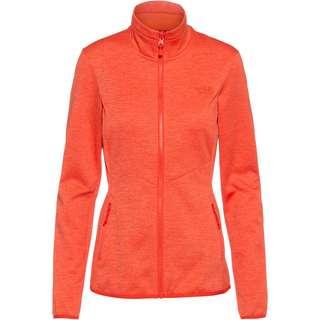 The North Face ARASHI III Fleecejacke Damen radiant orange