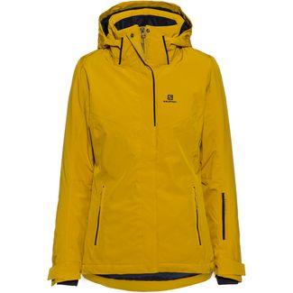 Kleidung » 202007121731 von Salomon in gelb im Online Shop axmw3