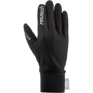 Reusch Karayel GTX Fingerhandschuhe black-silver