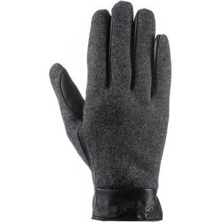Roeckl Koblenz Fingerhandschuhe grau