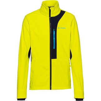 VAUDE Virt Softshell Jacket Softshelljacke Herren bright green