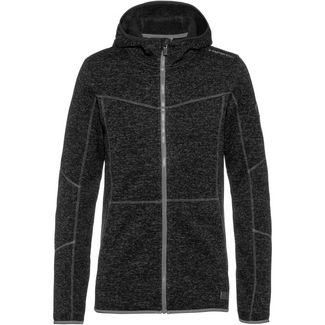 Protest Liverton Fleecejacke Herren true black
