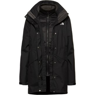 The North Face ARASHI II Doppeljacke Damen tnf black