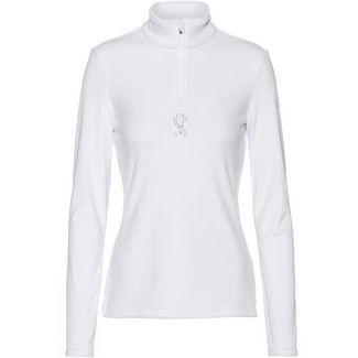 Spyder Shimmer Bug Funktionsshirt Damen white