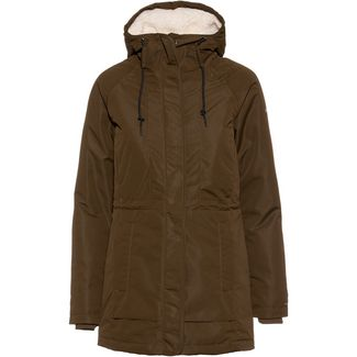 Columbia South Canyon Parka Damen olive green