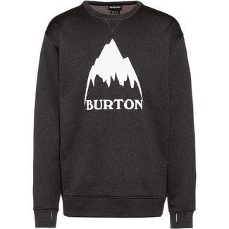 Burton Oak Sweatshirt Herren true black heather