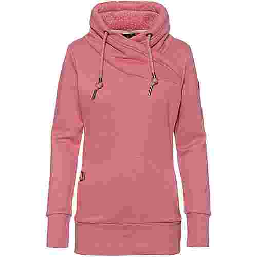 Ragwear Neska Sweatshirt Damen old pink