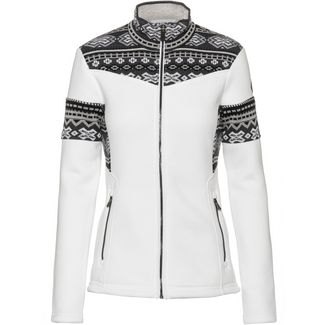 Spyder Bella Fleecejacke Damen white