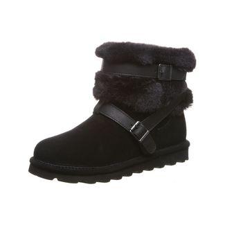 Bearpaw Kiera Boots Damen BLACK II (011)