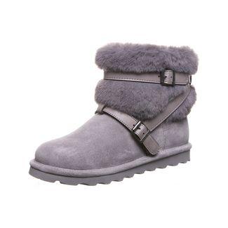 Bearpaw Kiera Boots Damen GRAY FOG (051)