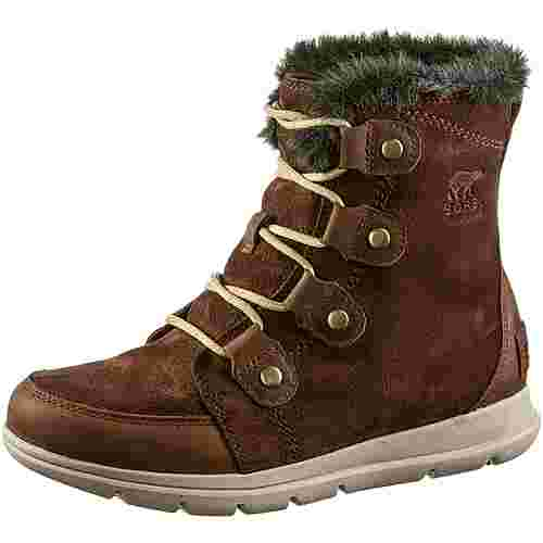 Sorel Explorer Joan Winterschuhe Damen burro
