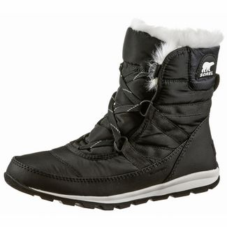 Sorel Whitney Short Lace Winterschuhe Damen black