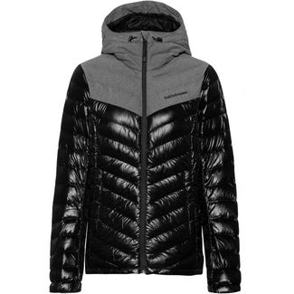 Peak Performance Frost Flannel Daunenjacke Damen black