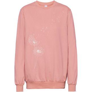 iriedaily Pusti Sweatshirt Damen peach pink