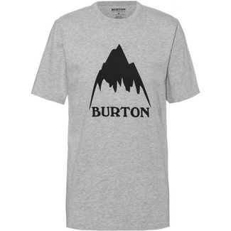Burton Classic MTN High T-Shirt Herren gray heather