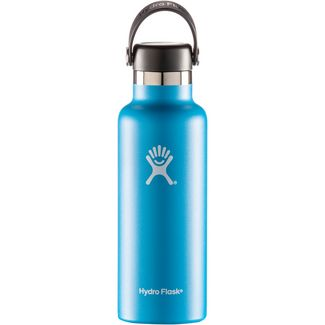 Hydro Flask Standard Mouth Isolierflasche pacific