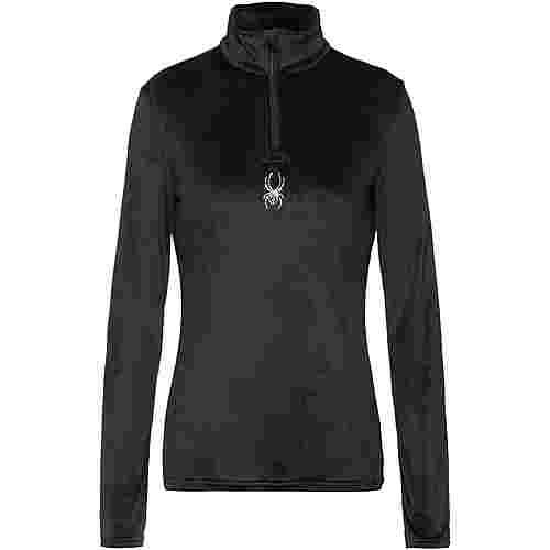Spyder Shimmer Bug Funktionsshirt Damen black