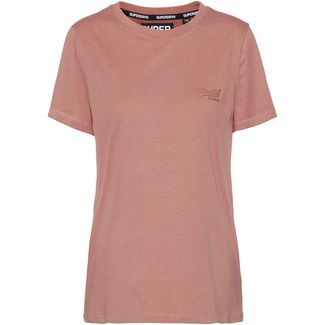 Superdry T-Shirt Damen smoke rose