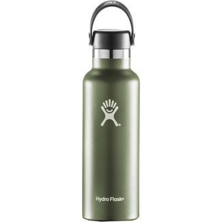 Hydro Flask Standard Mouth Isolierflasche olive