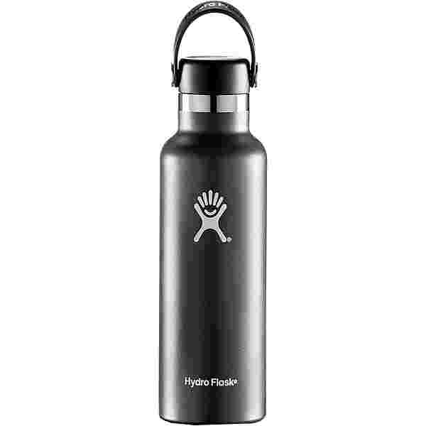 Hydro Flask Standard Mouth Isolierflasche black