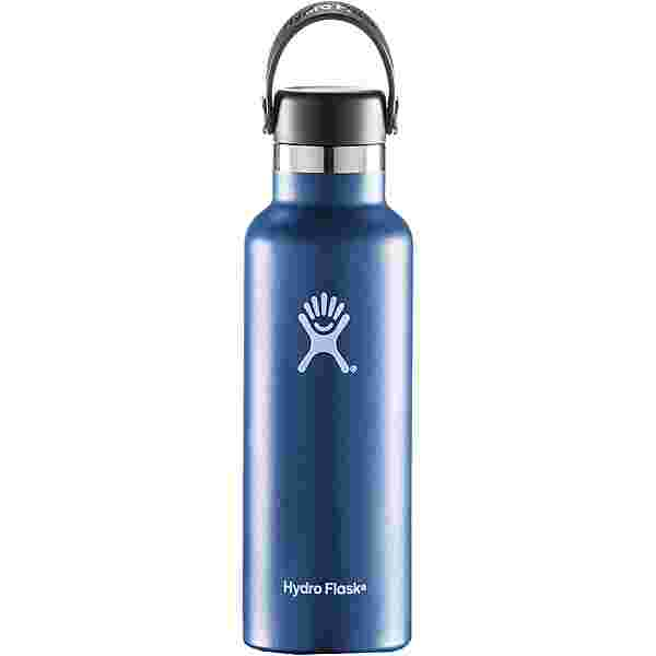 Hydro Flask Standard Mouth Isolierflasche cobalt