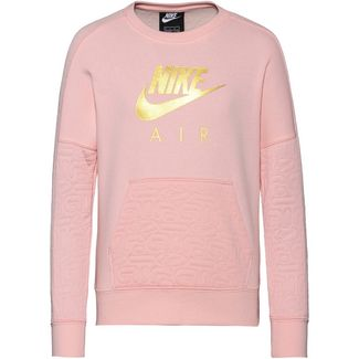 Nike Air Sweatshirt Kinder echo-pink
