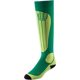 CEP Ski Thermo Socks Skisocken Herren forest-light green