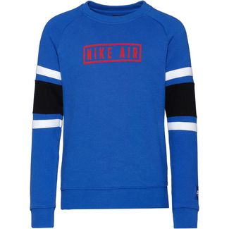 Nike Crew Sweatshirt Kinder game-royal