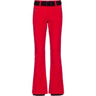 Luhta Joentaus Skihose Damen classic red
