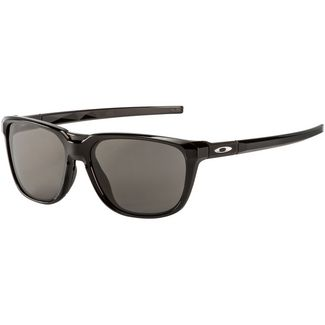 Oakley Oakley Anorak Sonnenbrille polished black with prizm grey