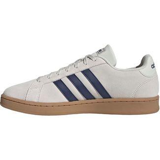 adidas Grand Court Sneaker Herren raw white