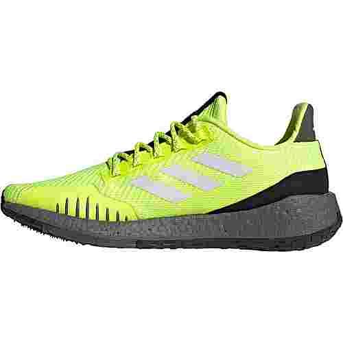adidas PULSE BOOST HD GUARD WINTER Laufschuhe Herren solar-yellow