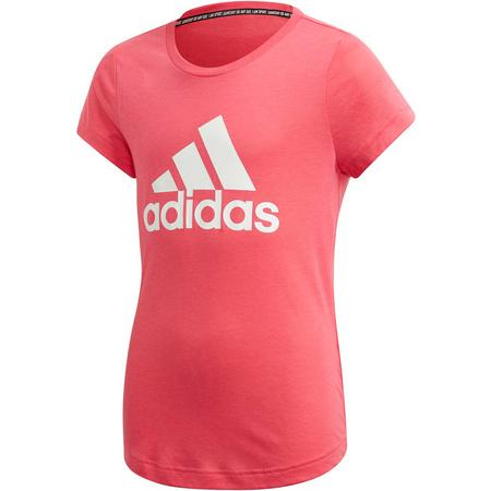 adidas YG MH BOS TEE Funktionsshirt Mädchen Funktionsshirts 116 Normal | 04061619872194