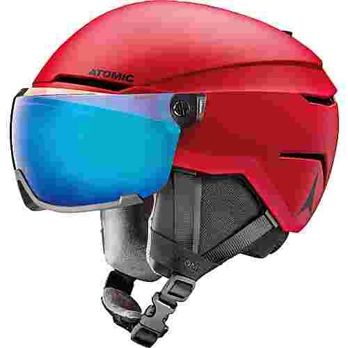 ATOMIC Savor Visor Stereo Skihelm red