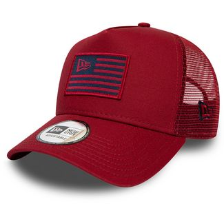 New Era Trucker Cap new era cardinal-navy