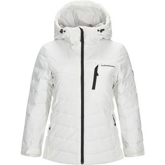 Peak Performance Place Skijacke Damen offwhite