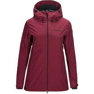 Peak Performance Anima Longa Skijacke Damen rhodes