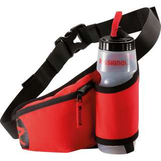 Rossignol BOTTLE HOLDER HOT RED Trinkflaschengurt rot-schwarz