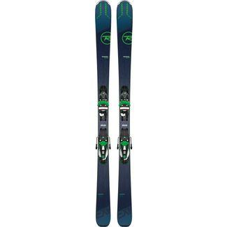 Rossignol EXPERIENCE 84AI K + NX12 K.GW BG All-Mountain Ski blau-grün