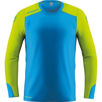 Uhlsport Tower Torwarttrikot Herren radar blau-fluo gelb