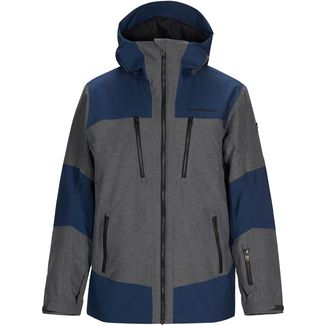 Peak Performance Balmaz Skijacke Herren decent blue