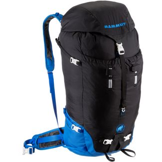 Mammut TRION LIGHT 38 Kletterrucksack black-ice