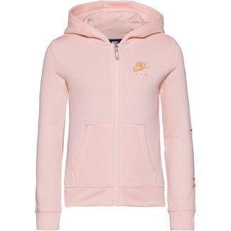 Nike NSW Sweatjacke Kinder echo-pink