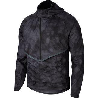 Nike Aeroloft Laufjacke Herren dark grey