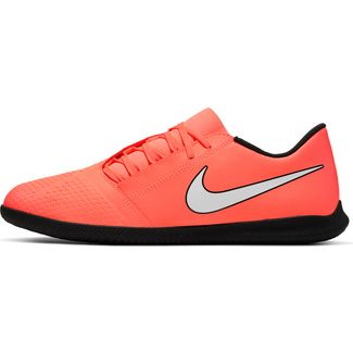 Nike PHANTOM VENOM CLUB IC Fußballschuhe bright mango-white-anthracite