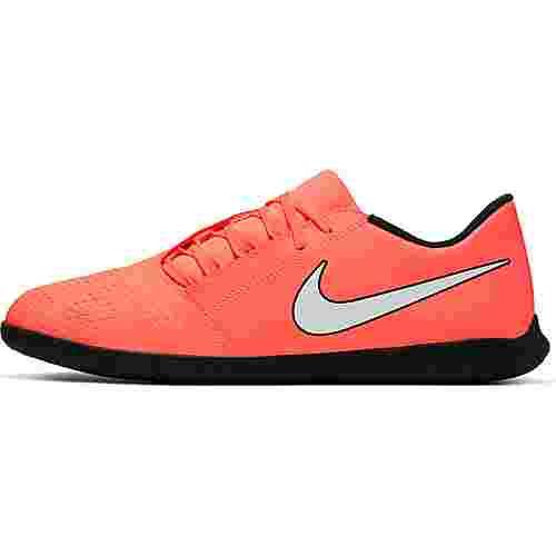 Nike PHANTOM VENOM CLUB IC Fußballschuhe bright mango-white-anthracite