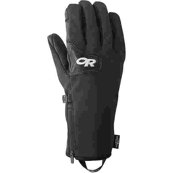 Outdoor Research Stormtracker Sensor Fingerhandschuhe Herren schwarz