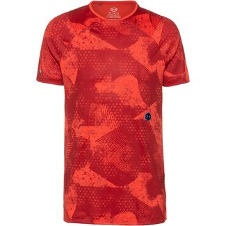 Under Armour Rush Funktionsshirt Herren red