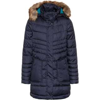 CMP Parka Kinder black blue