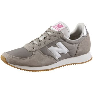 NEW BALANCE WL220 Sneaker Damen grey-white